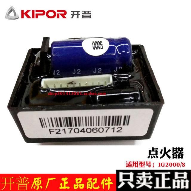 IG2000 kge2000ti Módulo ignitor de encendido para piezas de generador inversor kipor