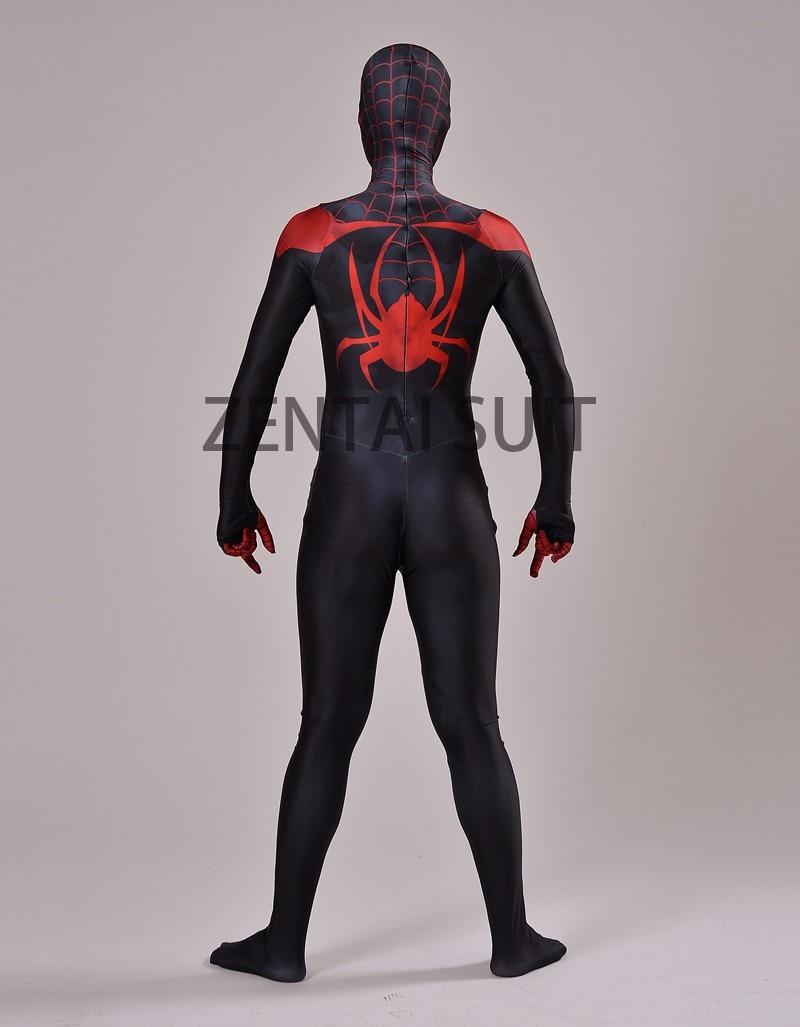 fullbody Miles 3D Costume