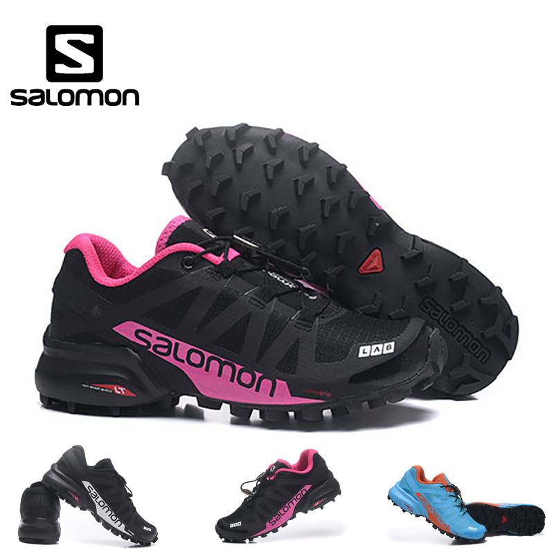 New Design Salomon Speed Cross PRO 2 Outdoor Cross-country Woman's running shoes Brand Sneakers Women' Athletic Sport Shoes camel shoes 2016 women outdoor running shoes new design sport shoes a61397620