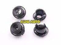 Soportes de sensores de aparcamiento de parachoques trasero, soporte para VW Tiguan OPS PLA