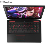 Intel I7 6700HQ 15.6 inch 4G Video Card Gaming Laptop 8G RAM 256G SSD 1TB HDD Dedicated Card Notebook HDMI for Game Office Work