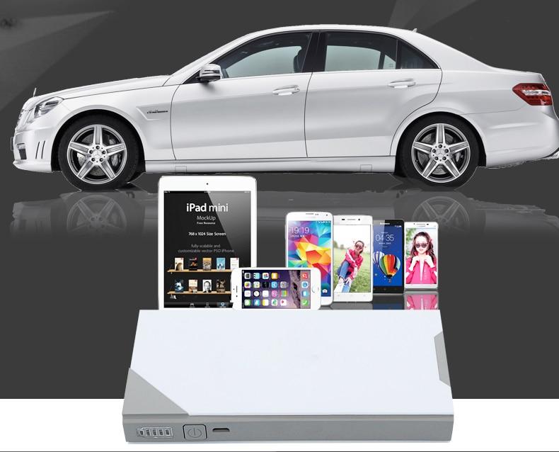 Көп функциялы Car Mini Jump Starter 12V 2.5L - Автомобиль электроникасы - фото 5