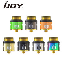 Original Electronic Cigarette IJOY COMBO SRDA Tank Atomizer With Squonk Pin 0 13ohm Coil For Squonk