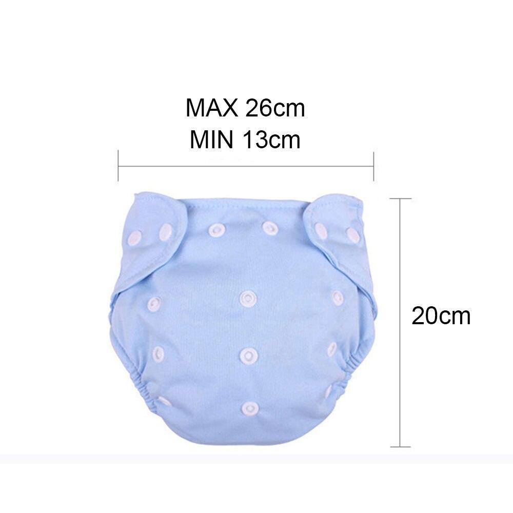 Детские тканевые подгузники детские подгузники хлопковые многоразовые подгузники с карманами моющиеся регулируемые детские подгузники