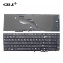 GZEELE New English keyboard For HP for Probook 6540B 6545B 6550B 6555B 6540 6545 US laptop notebook keyboard Hot selling! BLACK