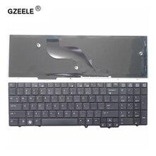 Gzeele 新英語 hp probook の 6540B 6545B 6550B 6555B 6540 6545 米国のノートパソコンのノートブックのキーボードホット販売! 黒