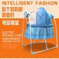 Lojas de fábrica berço berço elétrico do bebê shaker cama balanço do bebê elétrica cadeira de balanço do bebê berço