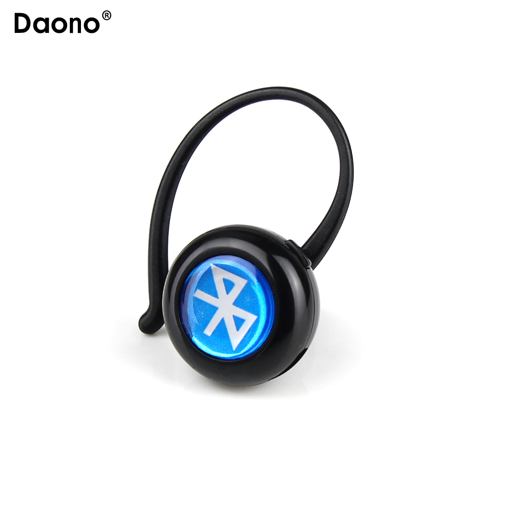 DAONO Wireless Headphone Bluetooth Earphone Earbud With Mic Mini Invisible Sport Stereo Bluetooth Headset i7s For xiaomi phone image