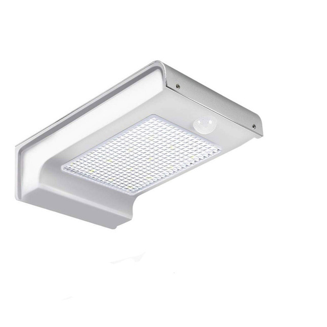 Amazing 72 LED Solar Power Street Light PIR Motion Sensor Lamps Modern Garden Decoration  Lamp Outdoor Security
