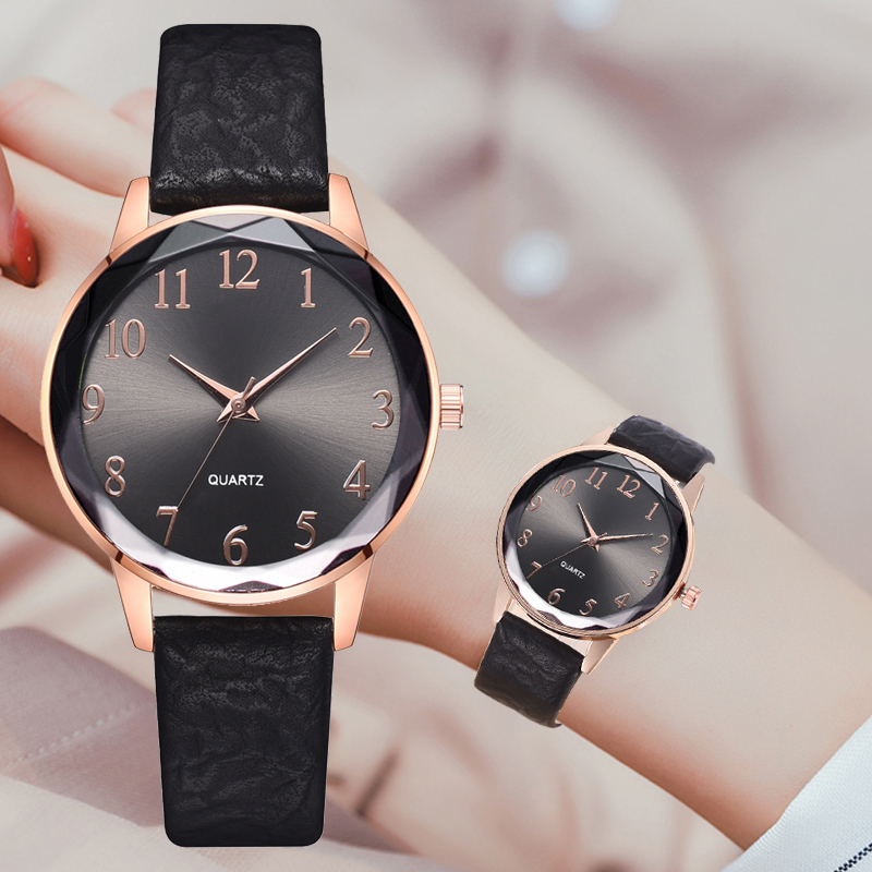 Watch Women 2019 Luxury Brand Women's Watches Personality Romantic Starry Sky Wrist Watch Leather Belt Designer Ladies New Clock