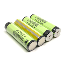 New Original Protected Battery For Panasonic NCR18650B 3.7V 3400mah 18650 Rechargeable Lithium Batteries with PCB цена в Москве и Питере