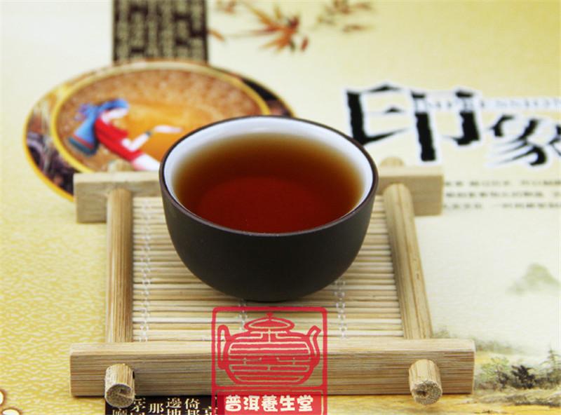 old puer tea ripe tea pu er Menghai chinese yunnan puerh tea health care food for weight loss slimming puer tea