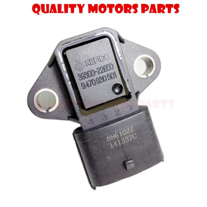 Manifold Absolute Turbodruk Kaart Sensor Voor Hyundai Accent Elantra Tiburon Tucson Amica Klik Coupe 39300-22600 39300-38110