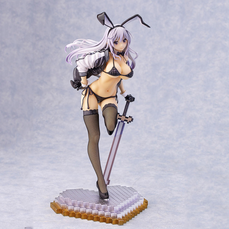 SkyTube Zimakupiza Yuu Usada illustration de Saitom avec épée Sexy lapin fille PVC 1/6 28 cm figurines jouets