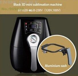 3D Heat transfer machine for Mug Phone case ST 1520 MG 3D Sublimation Mug printing machine