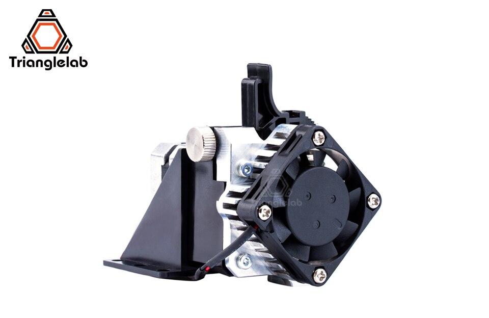 Trianglelab titan extruder full kit Titan Aero V6 hotend extruder full kit   reprap  mk8  i3 Compatible TEVO ANET I3 3d printer 11