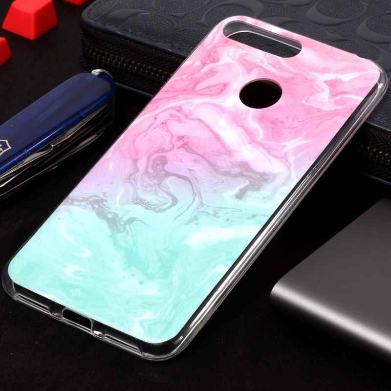 Чехол для Huawei Enjoy 7 s 7 P20 Honor 9 Lite 10 Nova2s Y3 Y5 Y6 Y9 2018 Mate10 Pro Чехол Мягкий силиконовый кожаный Капа для Фирменная Новинка P01C