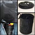 Car Foldable Dust Bin Storage Bucket Garbage Trash Container Box Bag Organizer