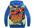 2016 New Hot Blaze Of Glory Boys Too Large Coat Cotton Autumn Spring Kids Jacket Chirdren Hoodies Outerwear In Stock Boy Gift