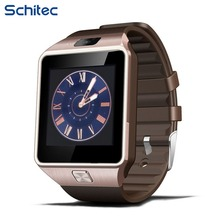 2017 New Smart Watch dz09 With Camera Bluetooth WristWatch SIM Card Smartwatch For Ios Android Phones