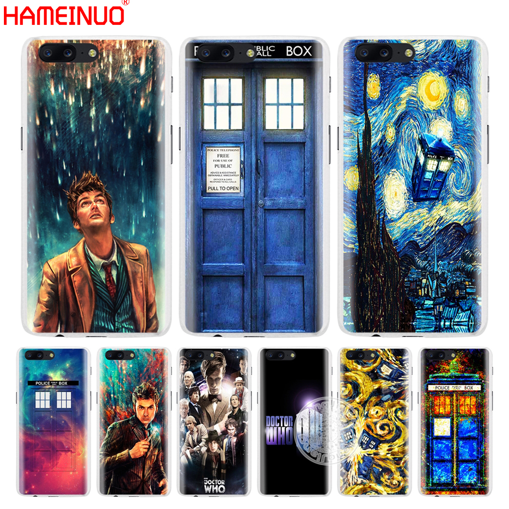 Fitted Cases Silicone Cover Phone Case For Oneplus One Plus 6 5t 5 3 A3000 A5000 Doctor Who Street Price Phone Bags & Cases