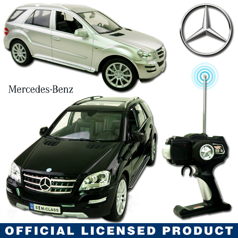 Mercedes Benz Toy Car With Kid