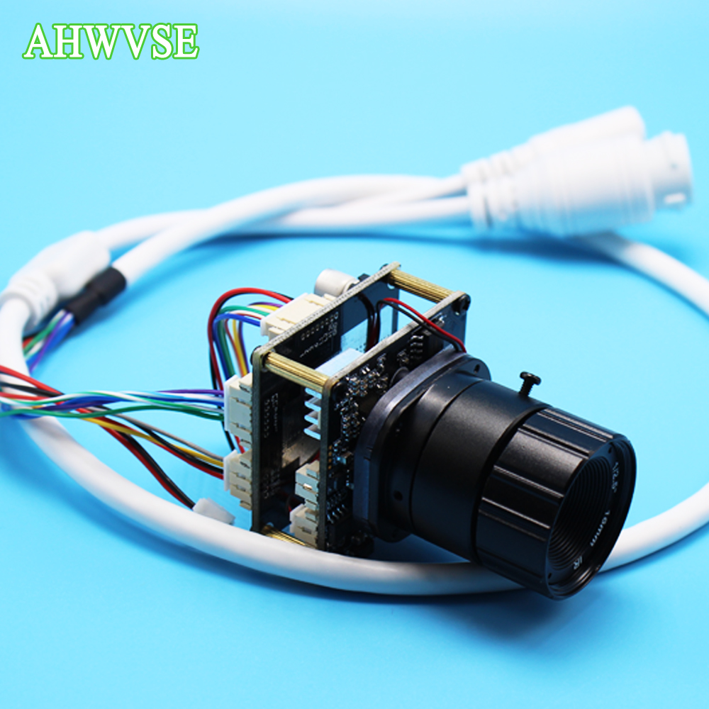 Long distance View H.265 Hi3516E POE IP Camera CS 16mm lens IPC DIY CCTV POE IP Camera module Board PCB 1080P ONVIF H264 XMEYE image