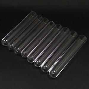 Image 1 - 100 stücke Kunststoff Reagenzglas 15x150mm DIA15mm Klar, Hochzeit Gunsten Partei Bevorzugung Candy Jar