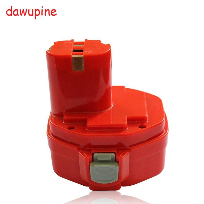 Dawupine 1420 Пластик чехол для Makita 14,4 В NI-CD Ni-MH Батарея беспроводные электродрели PA14 1420 1422 1433 1434 1435F JR140D