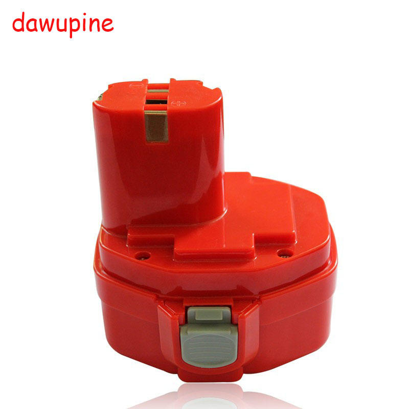 dawupine 1420 Plastic Case For Makita 14.4V NI-CD NI-MH Battery Cordless Electric Drills PA14 1420 1422 1433 1434 1435F JR140D