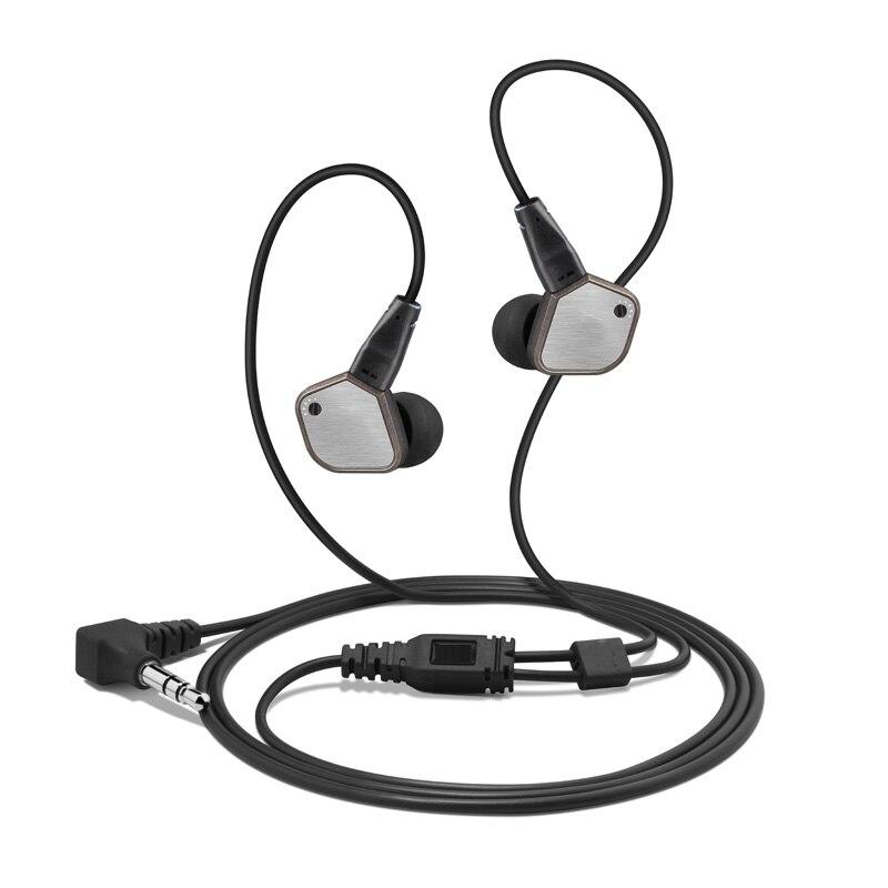 2018 new DIY IE80 earphones In Ear Earphone HiFi In-Ear HD Stereo Best Sound earphone for universal mobile with box