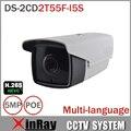 Новый HIK 5MP IP Камера DS-2CD2T55F-I5S CCTV Камера с 50 м ИК-Диапазоне Карта Micro Sd Слот Сигнализации и Аудио Интерфейс Full HD IP Cam