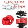 Jinke 1 пара передний амортизатор SEBS размер-бампер Подушка амортизатор пружинный буфер для Lexus Rx300