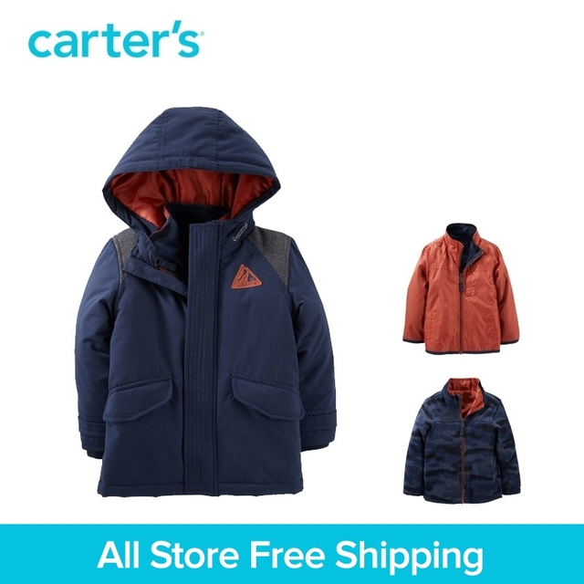 9909a2a34 Carter's 1pcs baby children kids 3-in-1 Jacket CL166X31,sold by Carter's  China official store