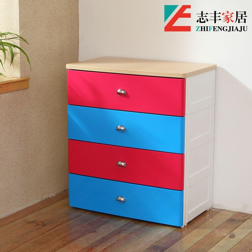 Plastic Drawer Storage Cabinets