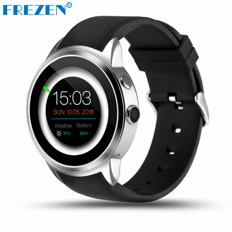 FREZEN X200 Android 5.1 Smartwatch Support 3G wifi GPS Nano SIM card MTK6580 Heart Rate Monitor Smart Watch with Camera PK KW88 2 pcs smart watch x200 android wristwatch heart rate monitor smartwatch with camera support 3g wifi gps 8gb 512mb for business
