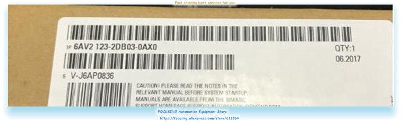 6AV2123-2DB03-0AX0 6AV2 ktktp400 SIMATIC KTP400 Panel básico llave táctil HMI