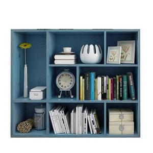 Image 3 - キャビネットmobilya muebleデcocinaのestanteriaリブロ子供estanteパラlivro woddenレトロブック装飾家具本棚ケース