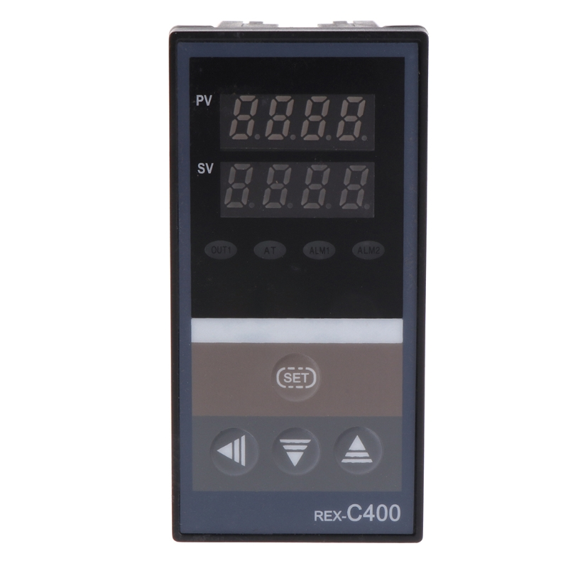 PID Digital Temperature Controller REX-C400 Universal Input Relay SSR Output-m35