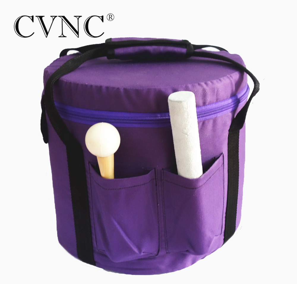 Canvas Carry Bag for 13 - 14 Crystal Singing BowlsCanvas Carry Bag for 13 - 14 Crystal Singing Bowls