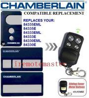 Best Sale Compatible CHAMBERLAIN LIFTMASTER 84335EML 84335E 84333EML 84330E Repalcement Remote