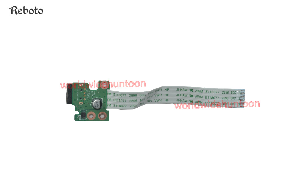 USB Board With Flexible Cable For HP Pavilion G6 G4 G4-2000 G6-2000 PC PN DAR33TB16C0 34R33UB0020 100% works classy lcd flex screen video cable for hp pavilion g6 g6 2000 g6 2238dx series laptop pn dd0r36lc000 r36lc000 100% works