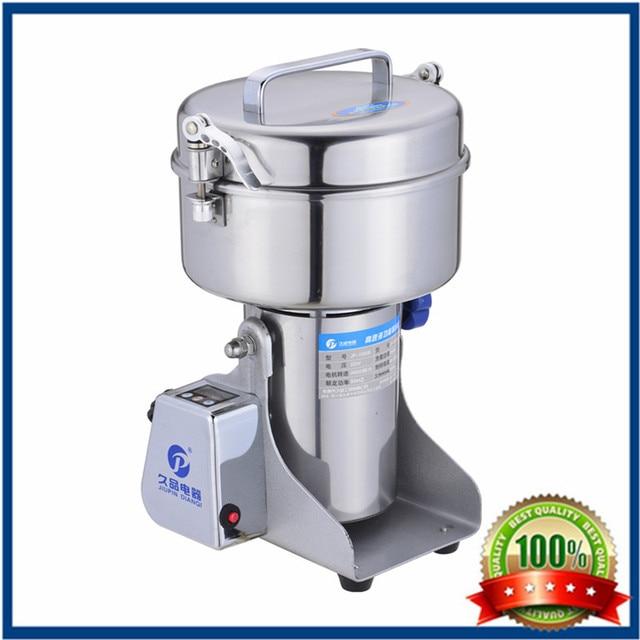 Dry Grain Grinders 1500G Big Capacity Powder Grinding machine  Electric Corn Grinder Rice Flour Mill