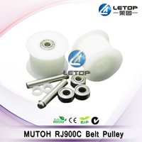 spare parts for mutoh rj900c printer belt pulley