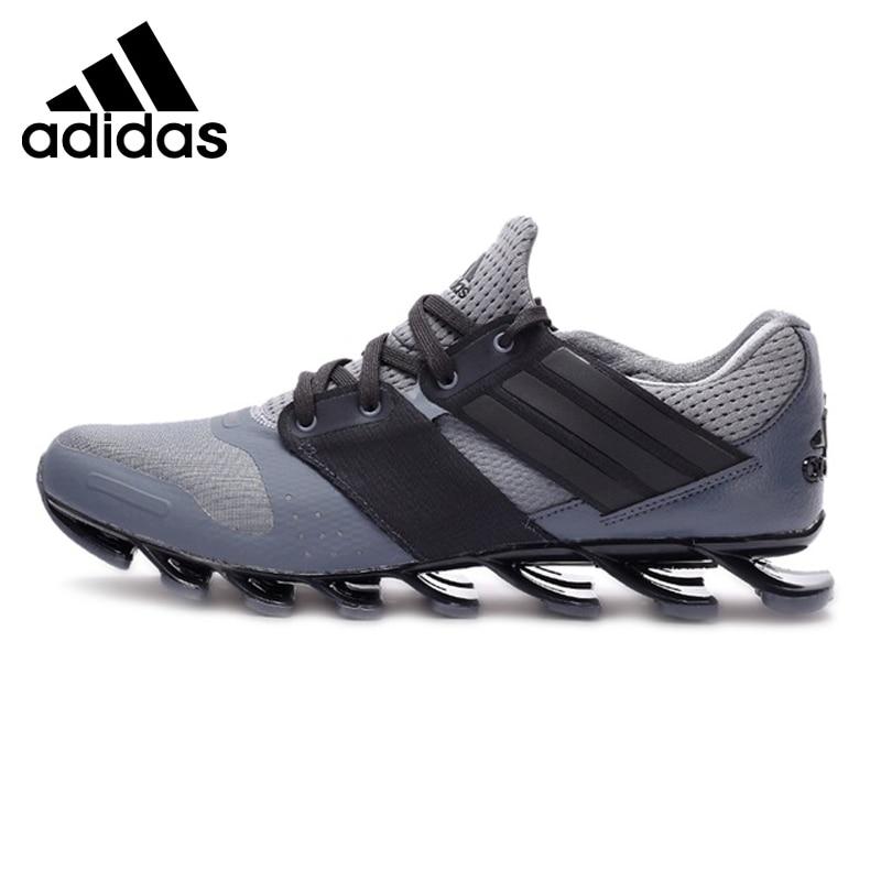 buy popular 82ce1 af66a ... Original Adidas Springblade Men s Running Shoes Sneakers(China  (Mainland)) ...