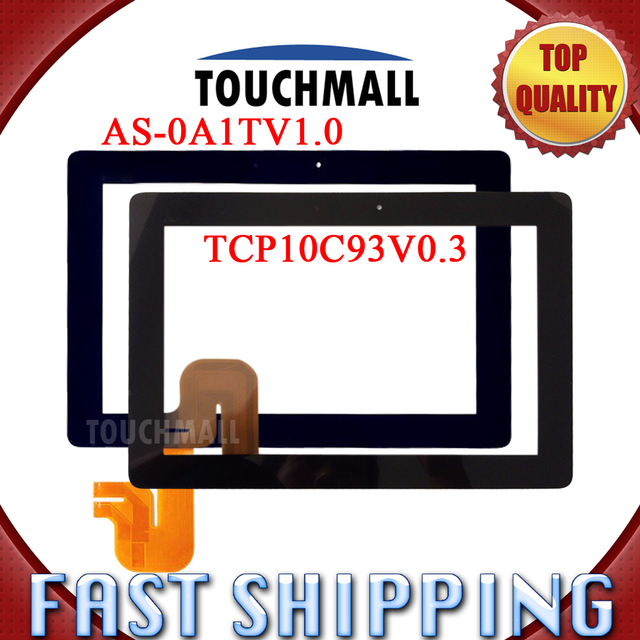For Asus Eee Pad Transformer Prime TF201 TCP10C93 V0.3 or AS-0A1T V1.0 Replacement Touch Screen Digitizer 10.1-inch For Tablet