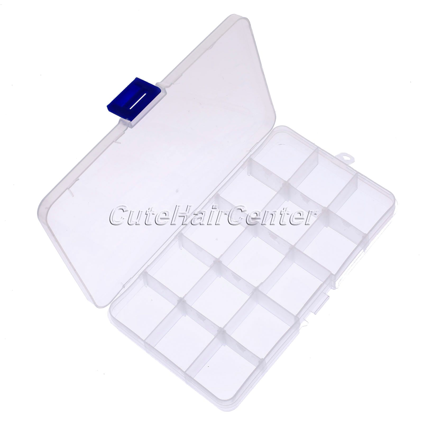 Cross-stitch Responsible Available Factory Wholesale 1 Lot=10 Sets Embroidery Cross Stitch Box Tool Plastic Detachable 24 Grids Fast Shipping Needles