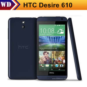 "HTC Desire 610 Qual Core Mobile Phone 4.7 ""TouchScreen 1 GB RAM 8 GB ROM Wifi Unlocked"