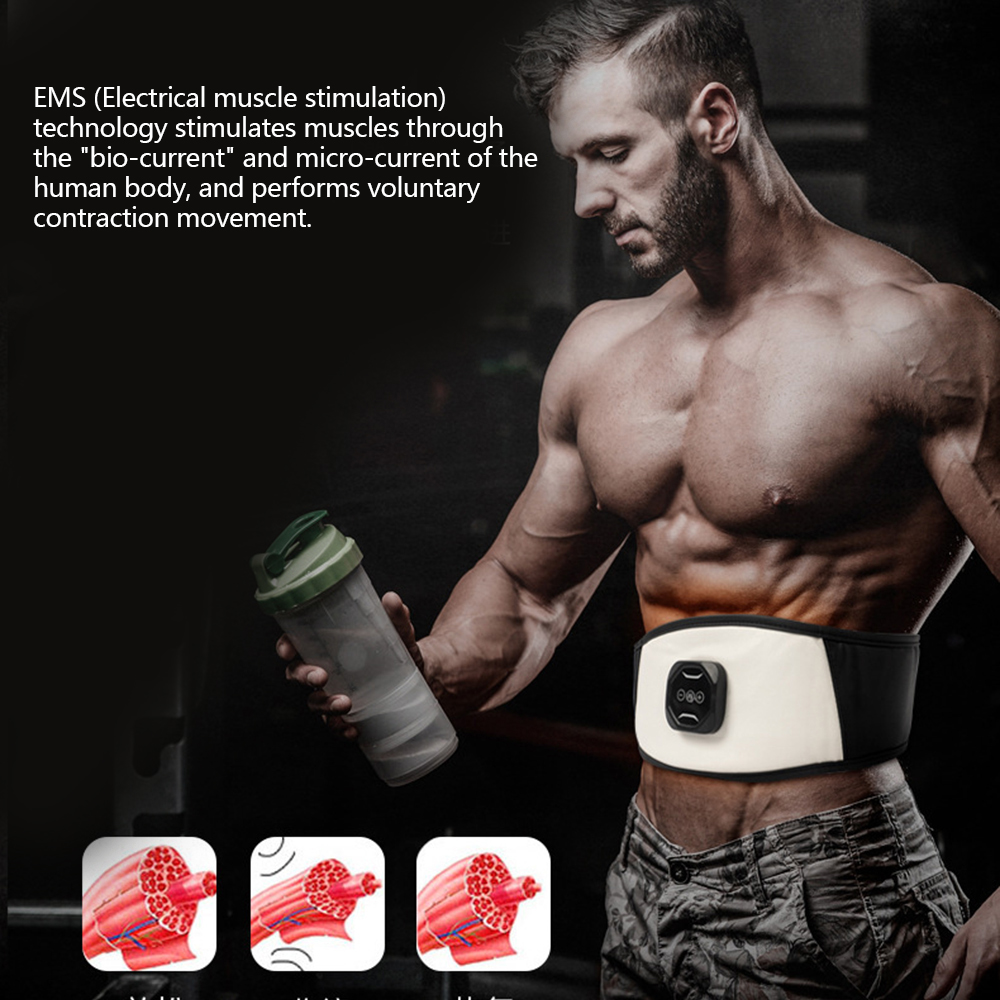 Wireless Electric Vibrating Slimming Belt EMS For Body Chargeable Waist Massage Vibrating Belt Fat Burning Weight Losing HealthWireless Electric Vibrating Slimming Belt EMS For Body Chargeable Waist Massage Vibrating Belt Fat Burning Weight Losing Health