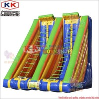 New style inflatable twister ladders Competition Inflatable Jacob Ladders inflatable climbing ladders for sport game